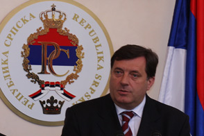 Dodik: Federation Deadlock Preventing Progress Toward EU – SRNA