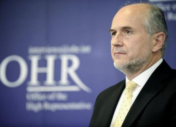 Inzko urges adoption of State Budget for 2012 – OHR